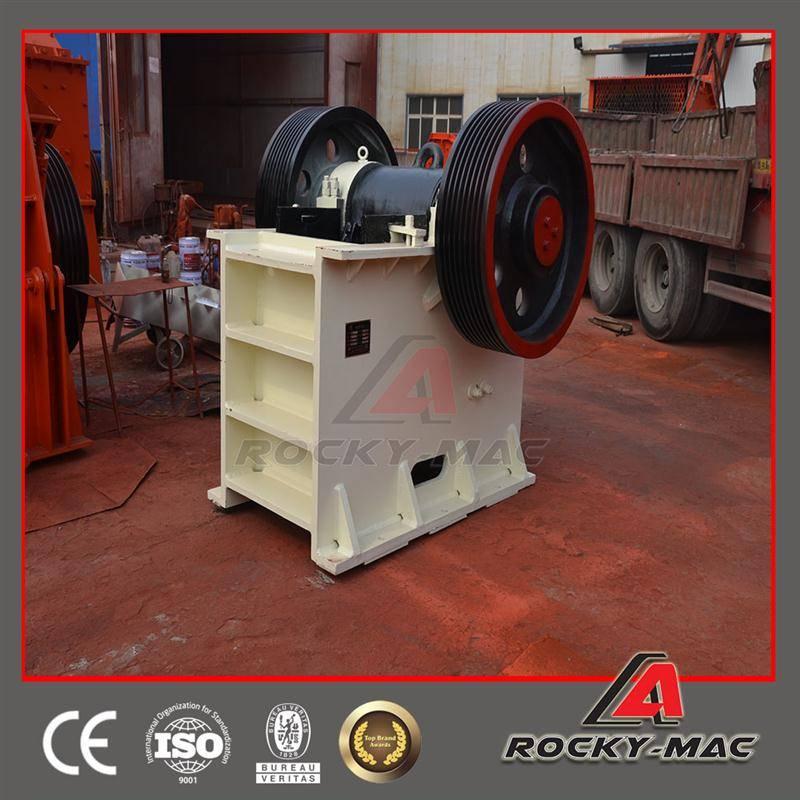 Rockymac PE900*1200 Basalt Jaw crusher mining