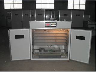 Egg Incubator And Hatcher 1320 Chicken Eggs