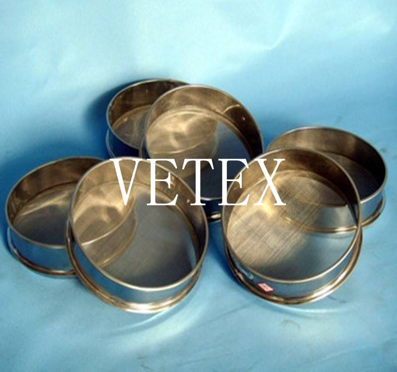 Stainless Steel Standard Test Sieve