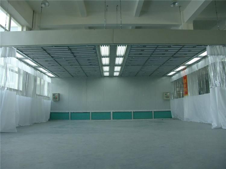 D Oriental DOT CP3 China supplier CE Car Polishing room Car prep staion