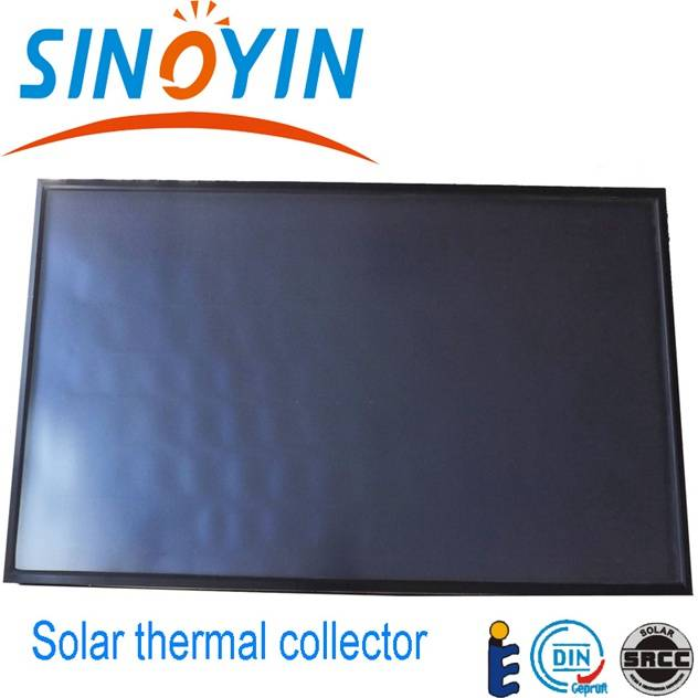 solar thermal collector of 2.5sqm