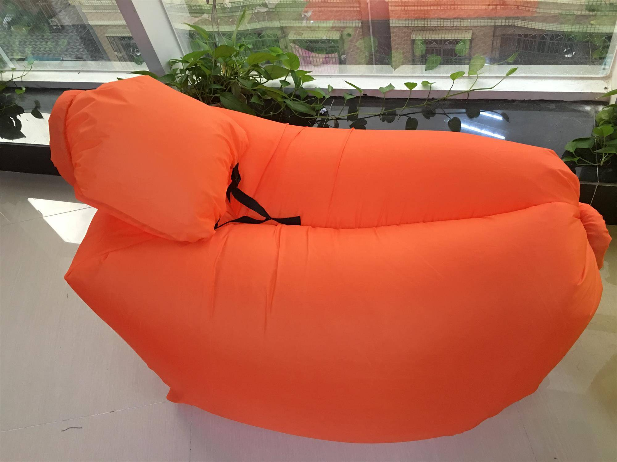 New product inflatable lounger chair outdoor furniture