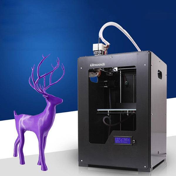 Cheap Price Rapid Prototyping High Technology High Precision DIY Digital 3D metal Printer machine fo