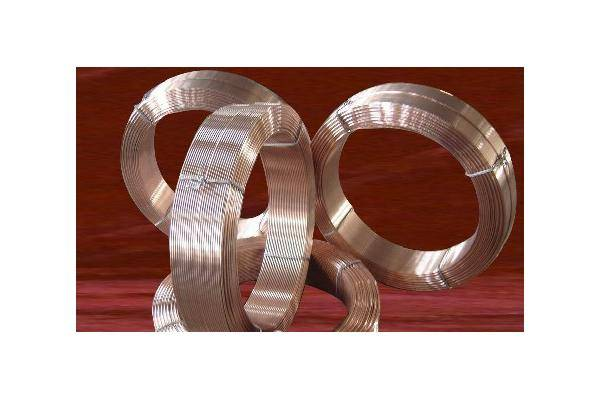 Submerged arc welding wire H10MnSi(EM13K))