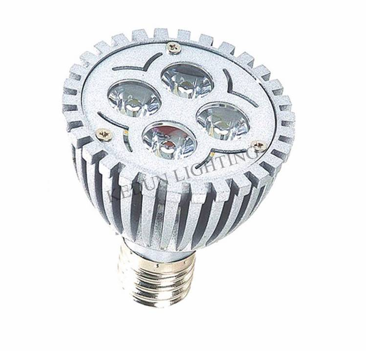 4*1W PAR20 LED High Power Spotlight