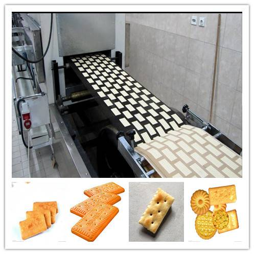 2016 new quality  biscuit making machine from China