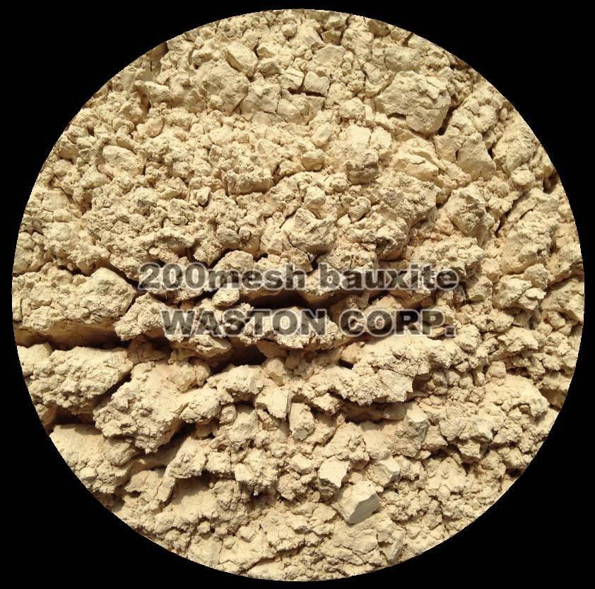 200mesh bauxite