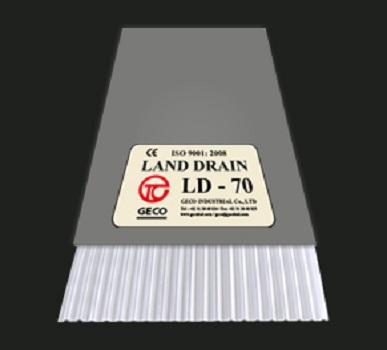 Prefabricated Vertical Drain (PVD, Drain board)