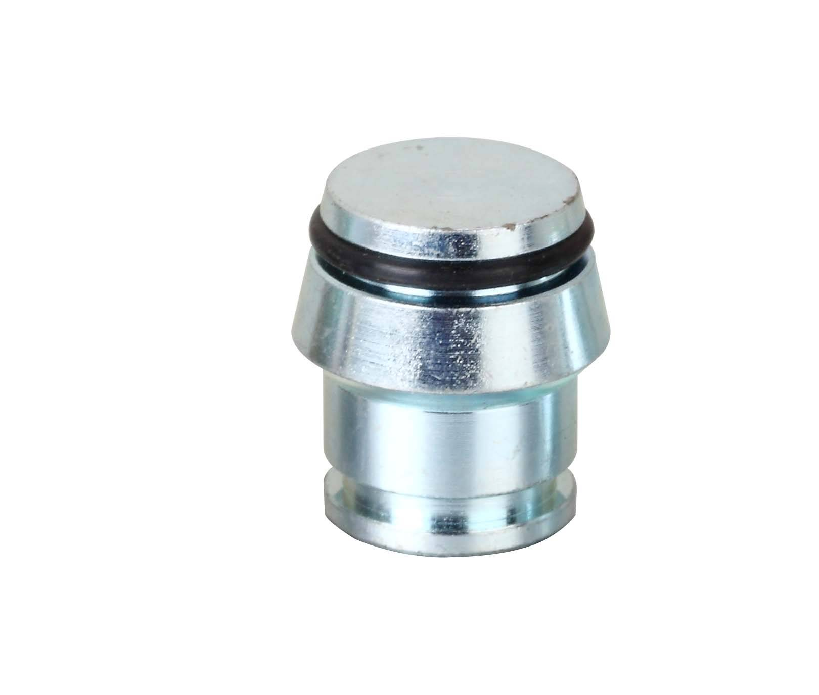 male connector for lubrication system fittings