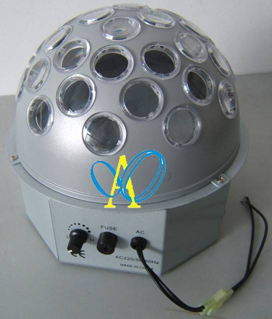 MINI 3pcs 3W  LED crystal magic light