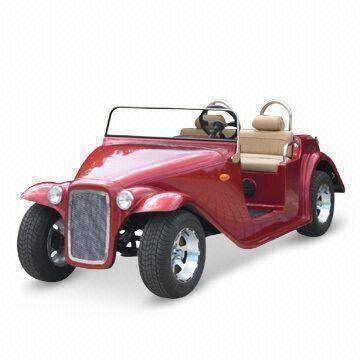 2015 Hot Sell Luxury Golf Cart DN-4D with CE certificate