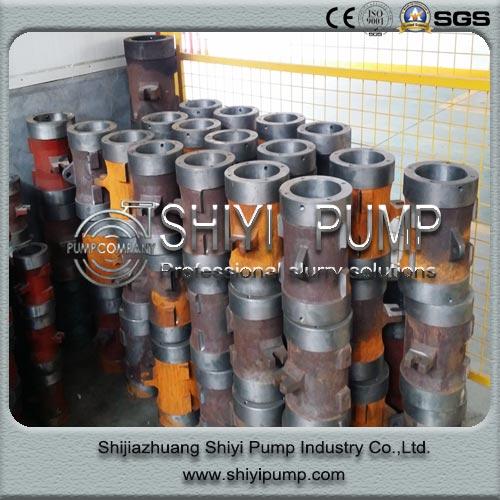 Anti-Abrasive Mine Equipment Dewatering Centrifugal Water Treatment Slurry Pump Parts