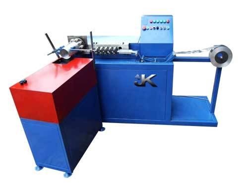 Automatic Aluminum Foil Duct Machine