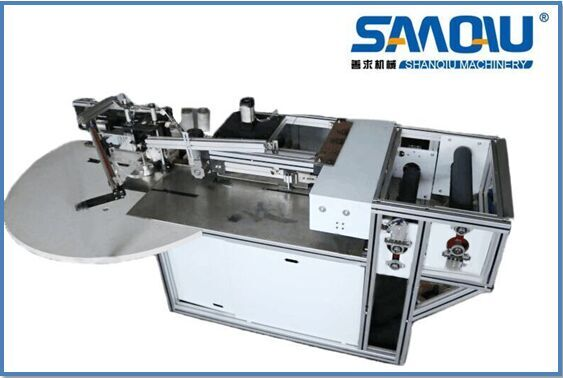 liquid filter bag automatic sewing small production line