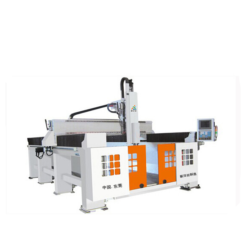 XFL-W1325 Styrofoam Machining Center 5 Axis CNC Router Machine