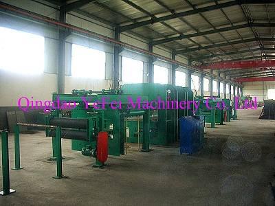 made in china conveyor belt vulcanizing machine