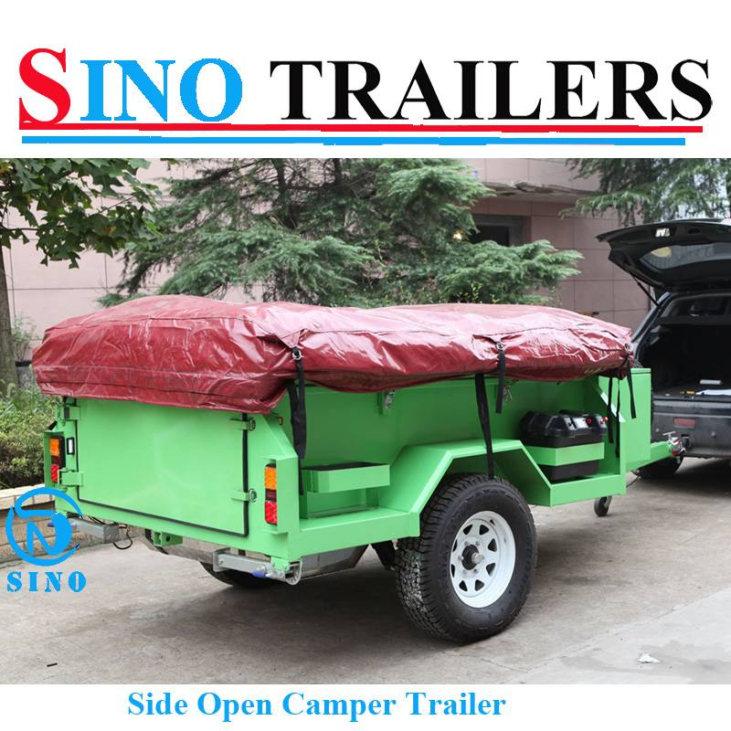 Waterproof Tent Camping Travel Trailers