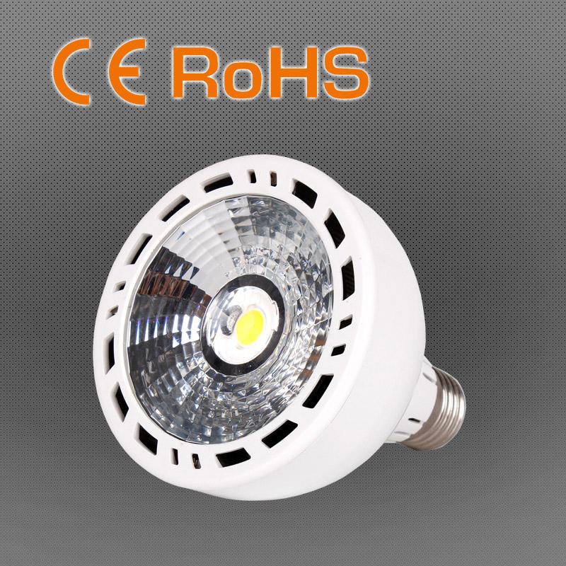 E26/E27 Base 12W/35W LED PAR30 for Replace Fluorescent Lamp