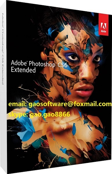 adobe photoshop cs6 extended key serial code license