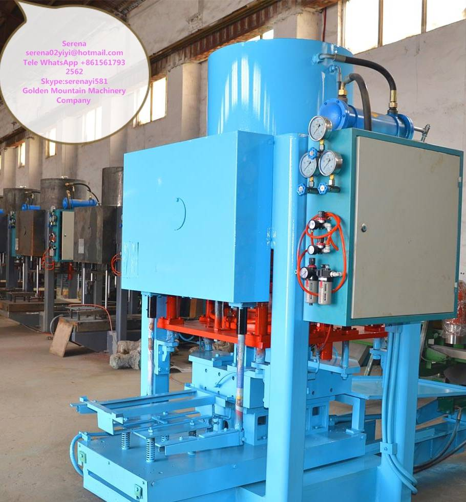 Quality full automatic terrazzo roof and floor concrete tile pressing machine