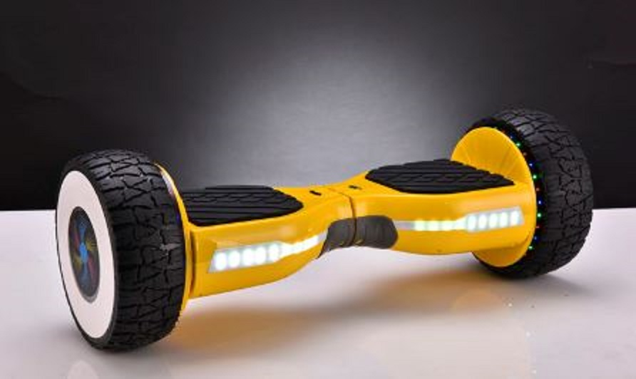 9 inch Smart big fat tire off road balance scooter hover board