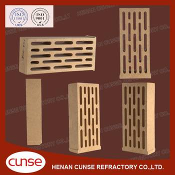 qualified manufacturer clay refractory brick for coke oven