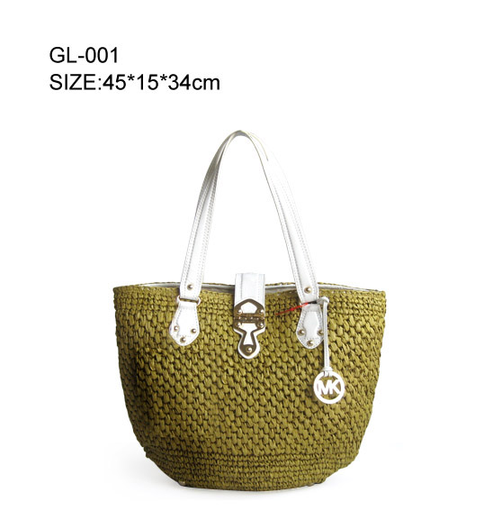 Women's Straw Handbag