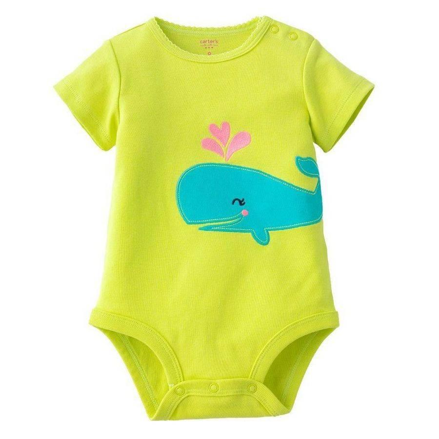 cotton baby bodysuit