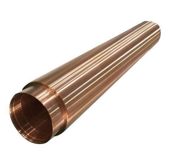 High pure copper target Cu target