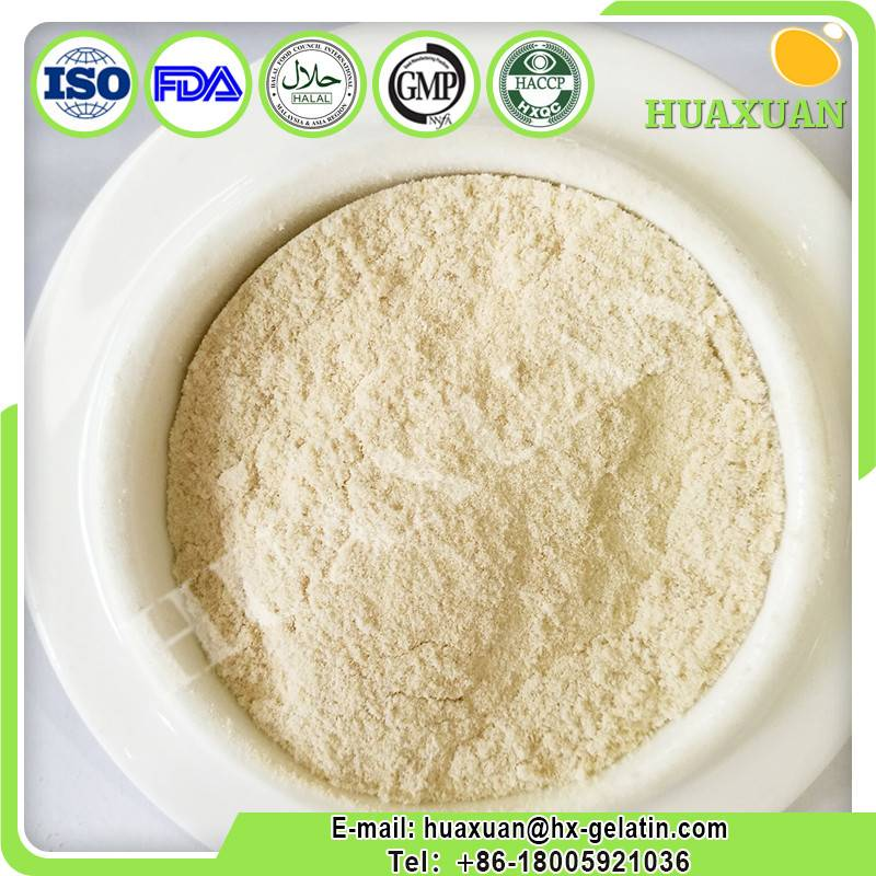 2016 High quality new product Pectin powder for jelly sweet