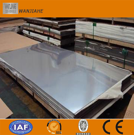 AISI321 Cold Rolled Stainless Steel Plates
