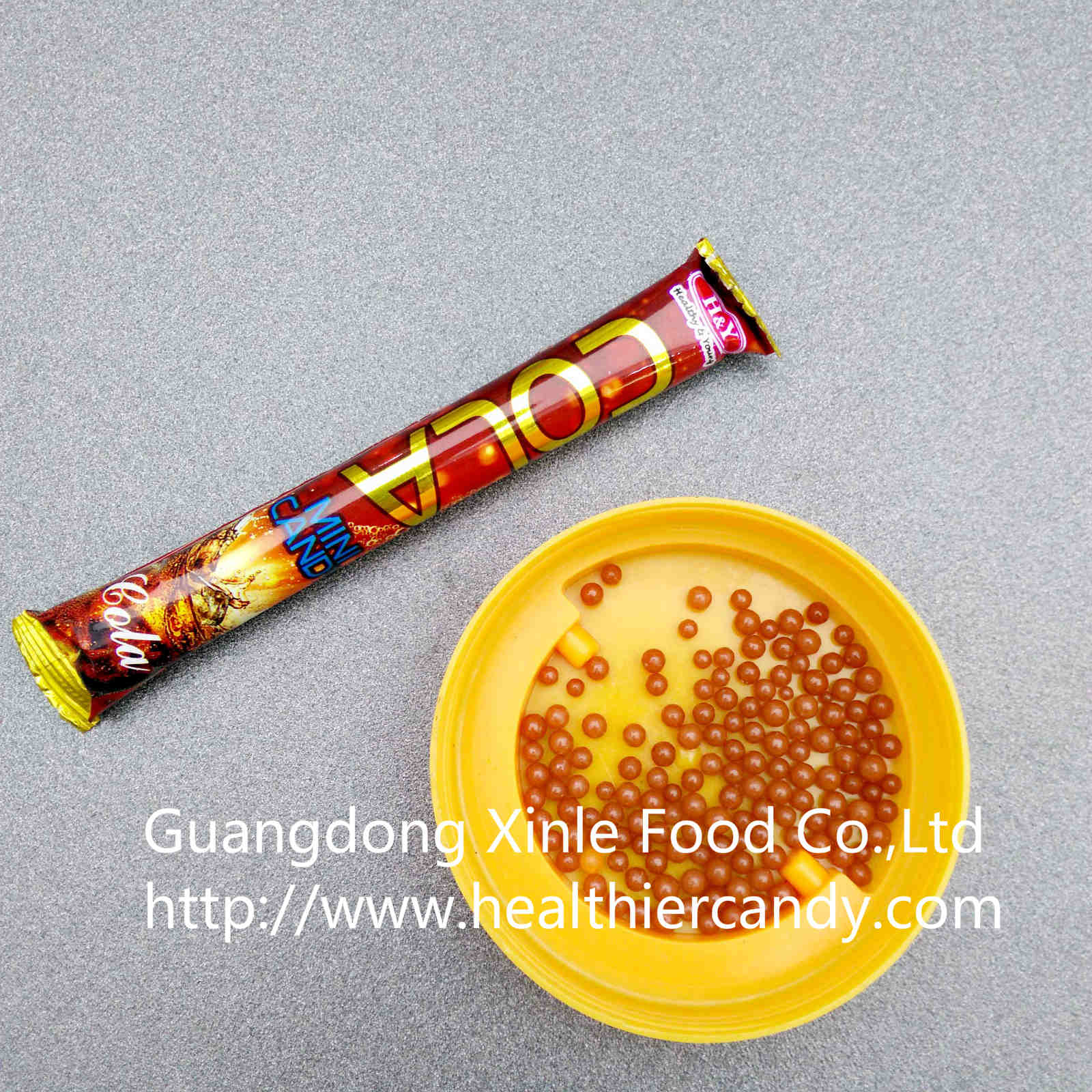 Hot Sale Super Candy Cola Flavour Nice Taste and Sweet Promotional Snack