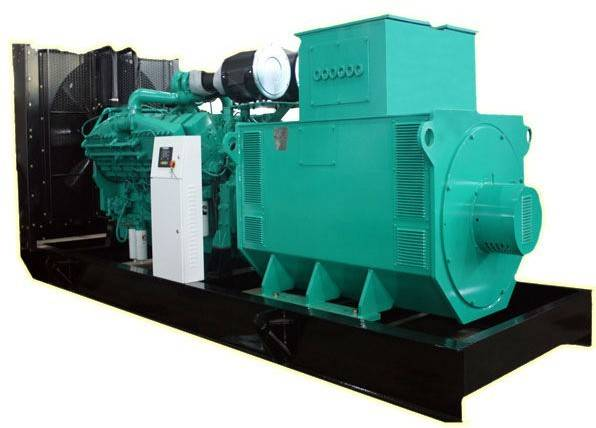 Global Warranty120kw Cummins Diesel Generator Set