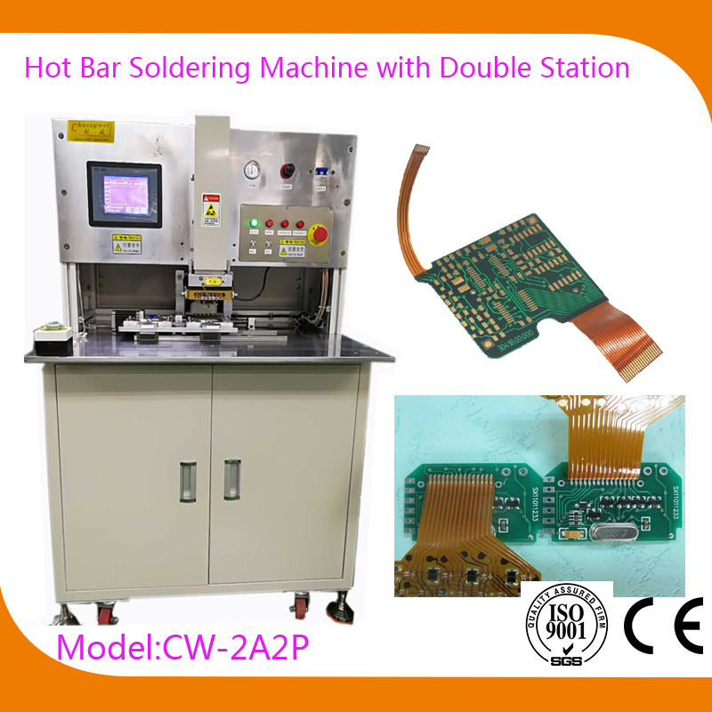 SMT Soldering-Hot Bar Bonding for FPC FFC HSC,CW-2A2P