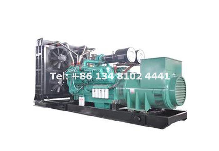 2200 KW Cummins Diesel Generator