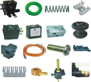 spare parts and elements of air-jet loom of PICANOL