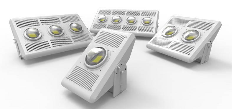 LED Cast Light/Tunnel Light