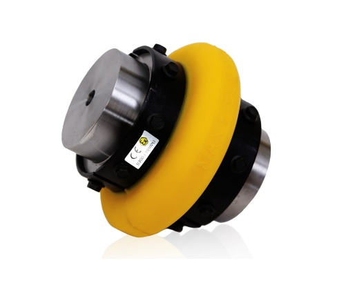 Polyurethane coupling(Max Field Coupling_