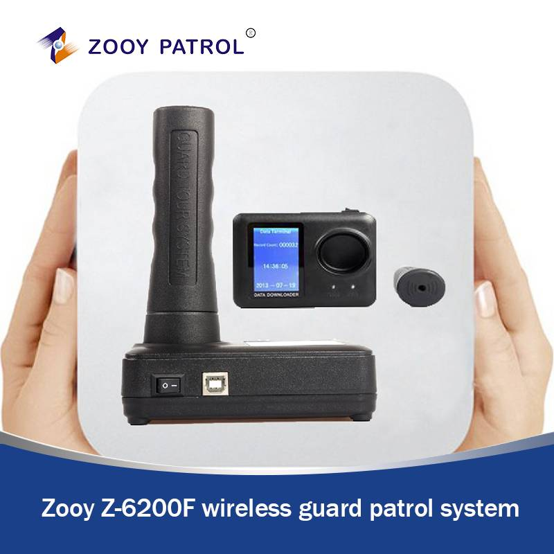 Wireless guard tour system manufacturer
