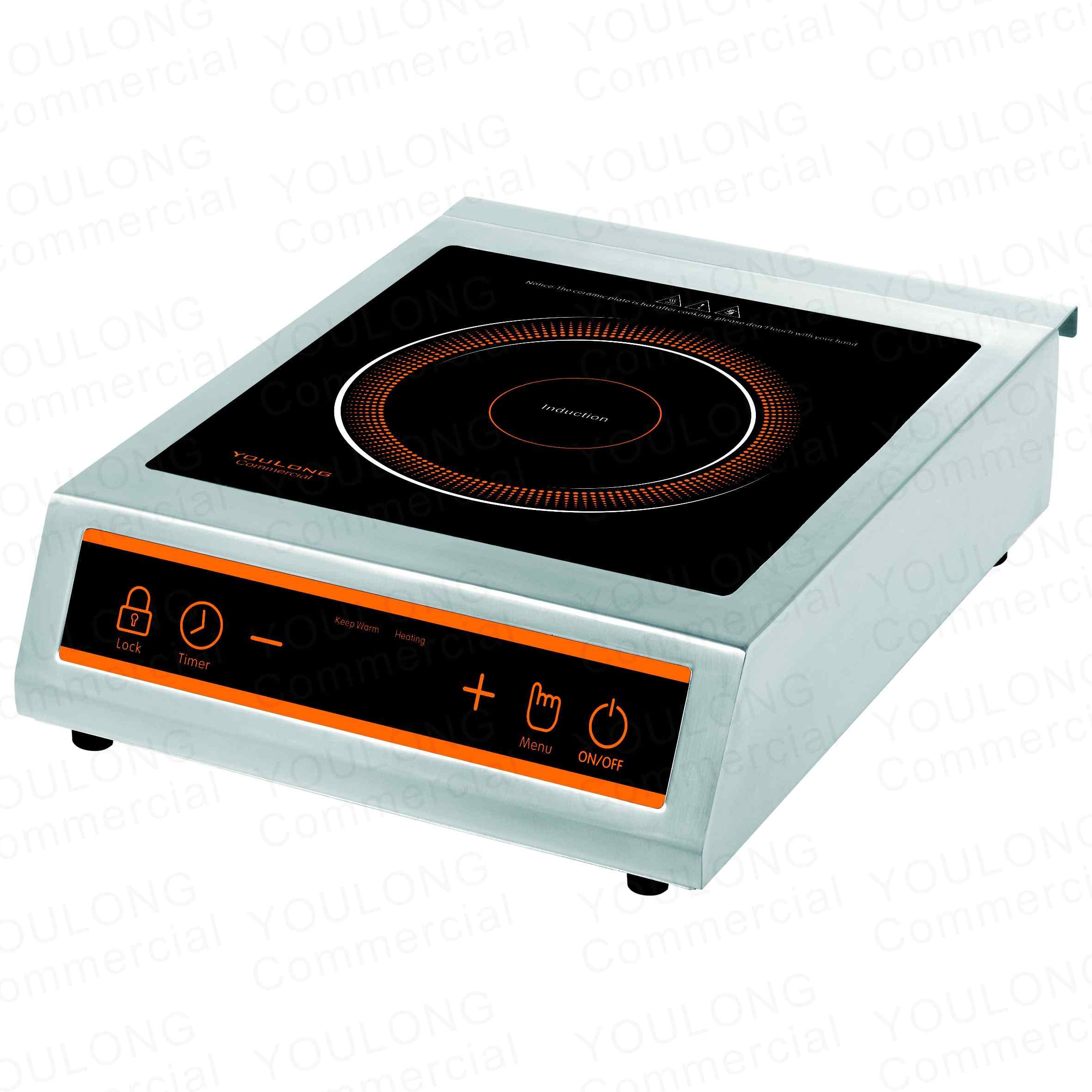 indnuction cooker(1 burner)C3511-B Press Control