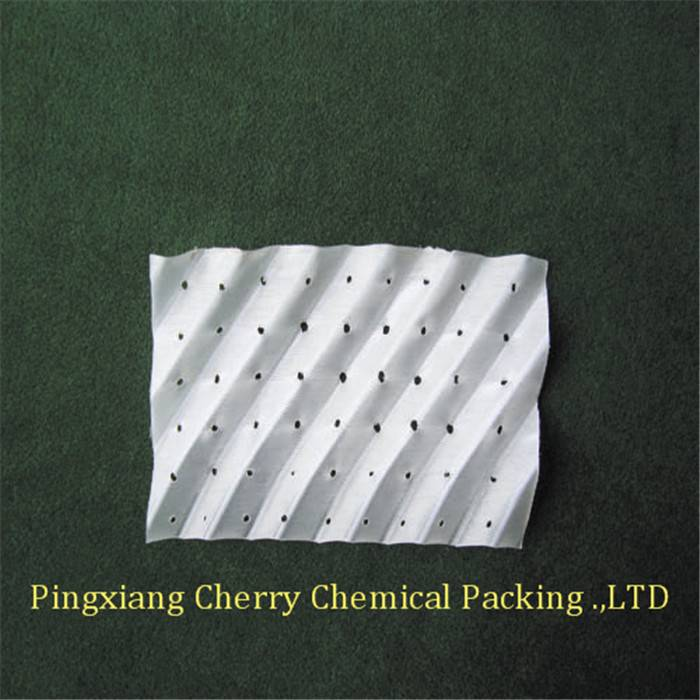 Plastic Corrugated Plate Structured Packing