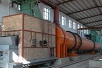sawdust rotary dryer