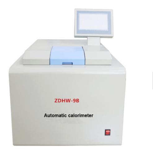 High-precision Microcomputer Automatic Oxygen Bomb Calorimeter