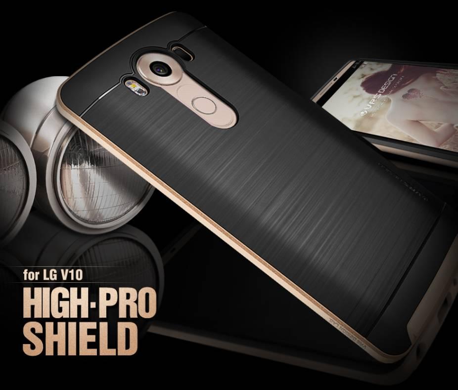 VERUS High Pro Shield - LG V10 - Mobile pone case, mobile phone accessories