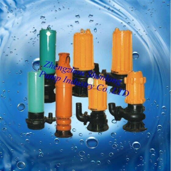 380v,50Hz dirty water pump waste sewage submersible electric pump