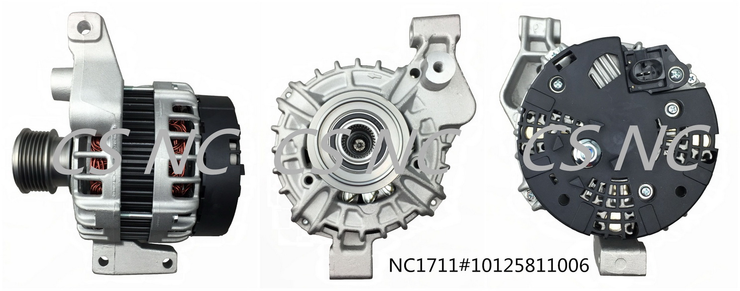Automotive Alternator NC1711(12V 180A 0125811006)