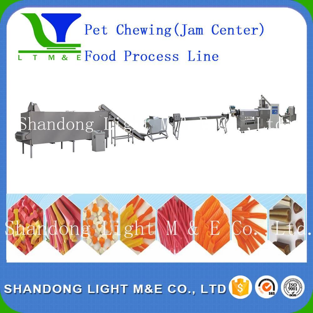 Pet Chewing /Jam Center Food Process Line