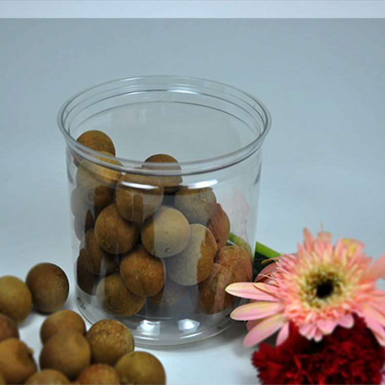 680ml Wholesale PET jar
