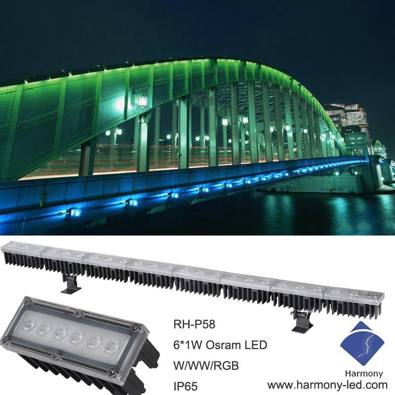 Outdoor LED Bar Light High Brightness Long Light