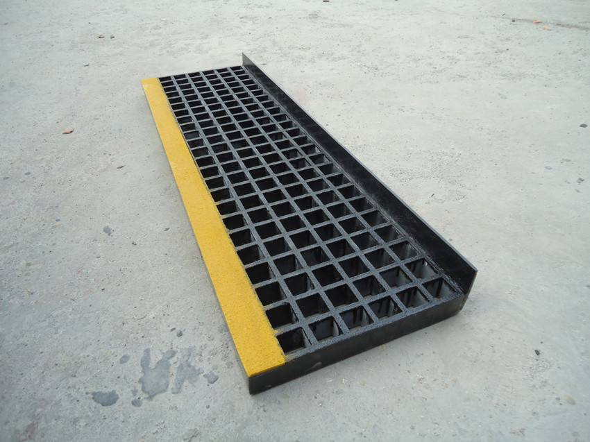 FRP Pultruded Profiles For Stair Nosing Construction Structure